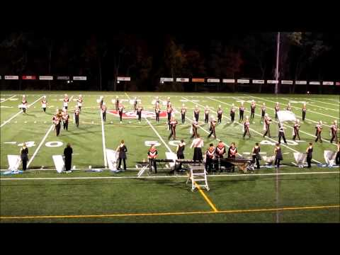 2013 Gardner High School Wildcat Marching Band - MICCA Wakefield