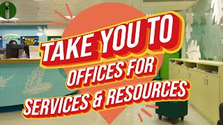 Take You To Offices for Services & Resources