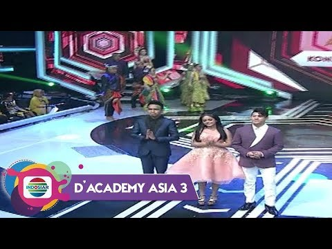 Highlight DA Asia 3 - Group 1 Top 6 Result
