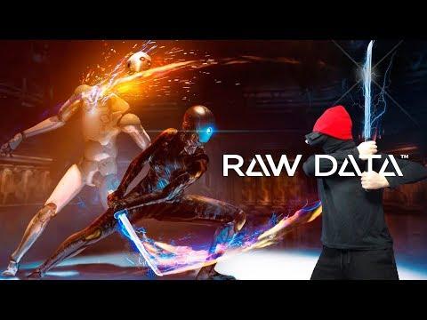 Raw Data - VR обзор
