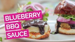Red Wine & Blueberry Bbq Sauce Recipe