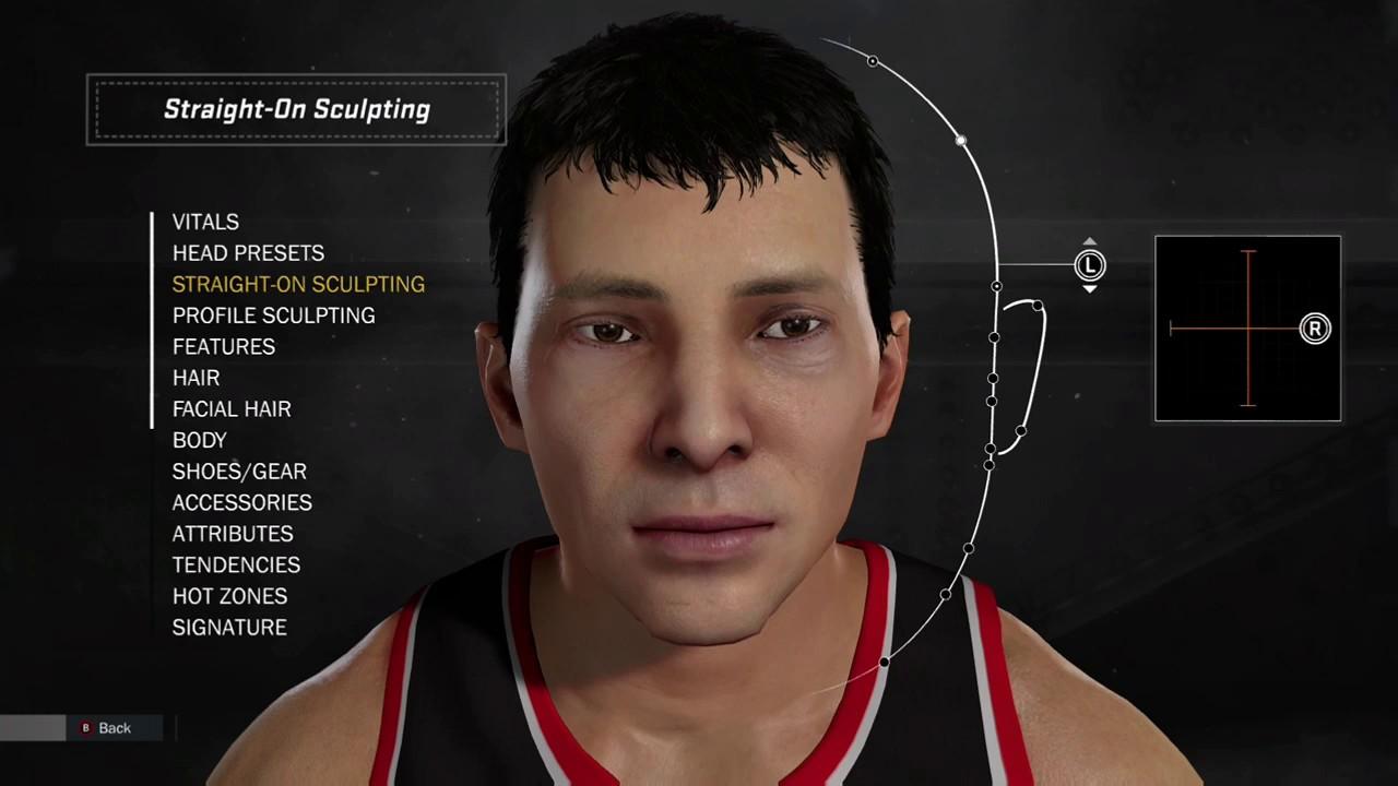 How to Make Zhou Qi for NBA 2K17 a0ec59bec