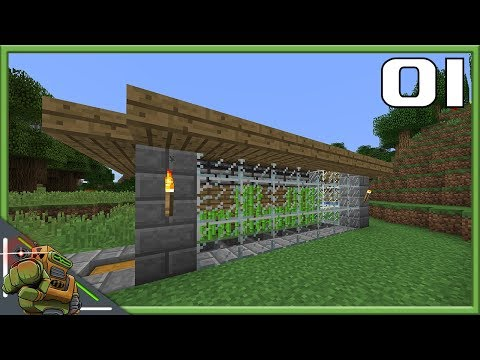 Getting Started | Minecraft Let's Play | Season 1 Episode 1