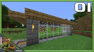 Getting Started   Minecraft Let's Play   Season 1 Episode 1