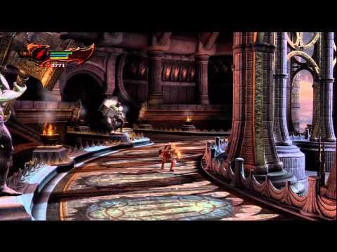 God of war 3 guia en espa ol parte 5 muerte de hades for God of war 3 jardines superiores