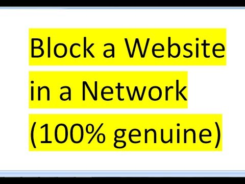 Easy Way to Block Adult Websites from YouTube · Duration:  7 minutes 34 seconds