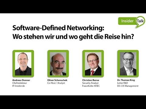 Insider Talk Episode #3: Software-Defined Networking