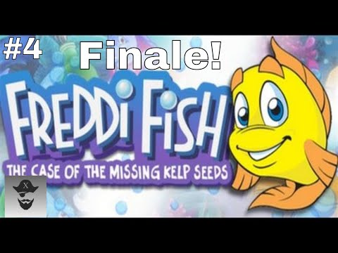 Freddi Fish & the Case of the Missing Kelp Seeds - Finale! |