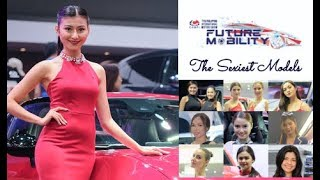The 7th Philippine International Motor Show The Sexiest Models (PIMS 2018)