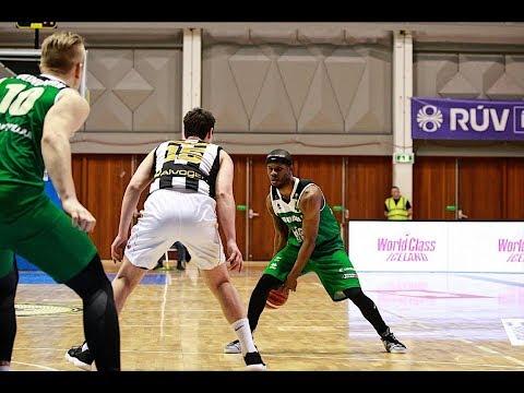 Jeremy Smith Iceland D1 Basketball Highlights