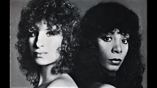 Barbra Streisand & Donna Summer - Enough Is Enough - Razormaid Mix (Remastered)