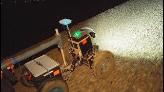 GPS Robot with Wheelchair Motors | Magnetometer Survey | ArduRover