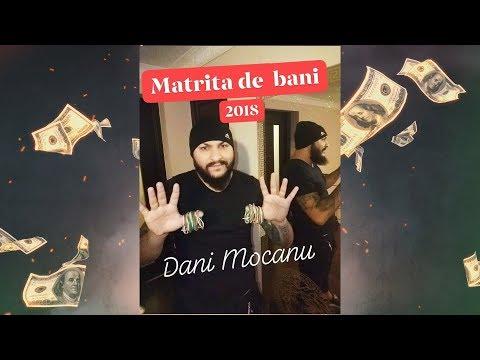 Dani Mocanu - Matrita de bani ( Oficial Audio ) 2018 thumbnail