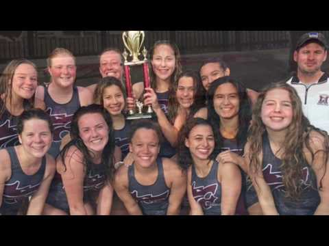 2016-17 Claremont High School Girls Water Polo year end video.