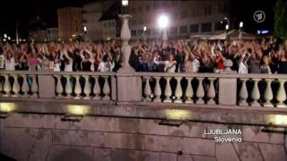 Eurodance - Flashmob - Eurovision Song Contest 2010 (HD)