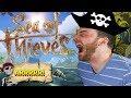 ARR MATEY'S LET'S SAIL THE HIGH SEAS W/ AlexAce & BiffleWiffle (Sea of Thieves Stress Test)