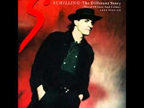 PETER SCHILLING -   A different story (of lust and crime) 1988