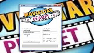 MovieStarPlanet Hack Cheat (Diamonds/StarCoins/Fame/Vip)