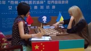 Campeonato Mundial Femenino 2013 - Ronda Final Ajedrez
