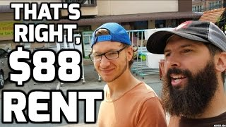 Cheap Rent Crazy $88 - Cheap Chiang Mai Apartments PART 1 - Thrifty Living Blog