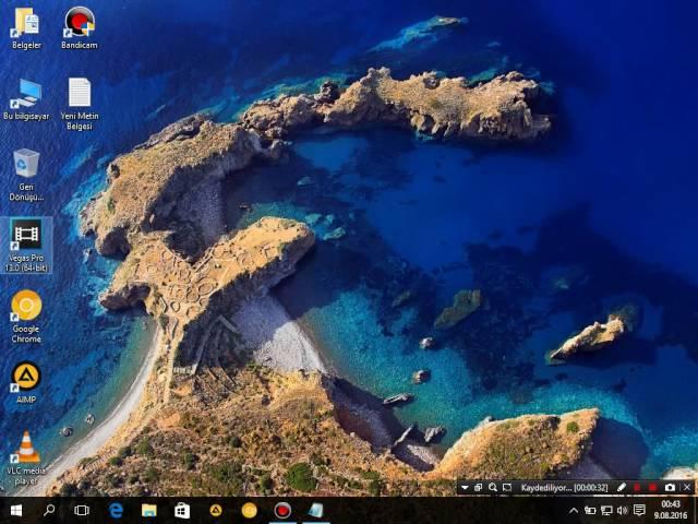 Sony Vegas Pro 13.0  daki Hata ve çözümü