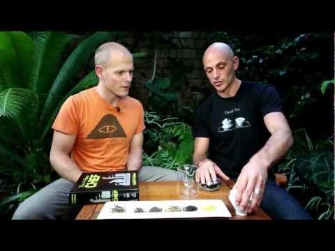 Samovar Tea Talks with Tim Ferriss