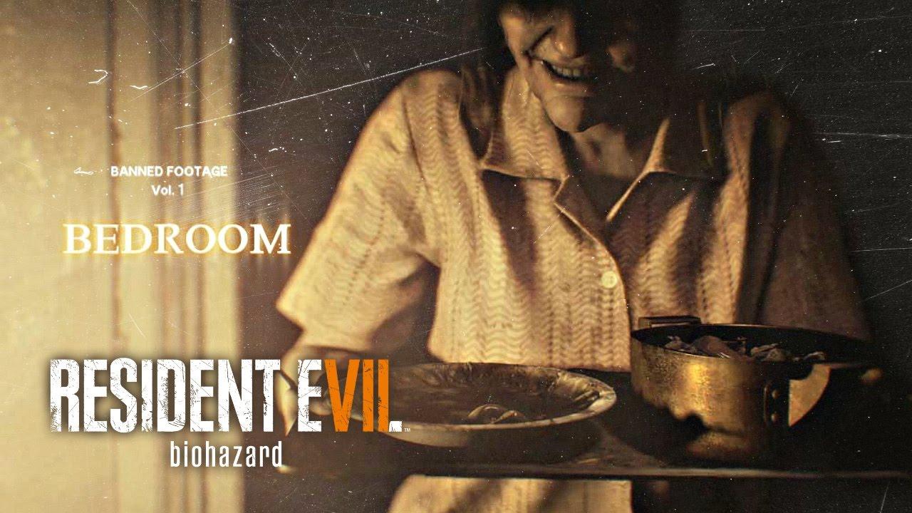 САМАЯ СТРАШНАЯ Х%#@! ● Resident Evil 7: Спальня [Banned Footage DLC]