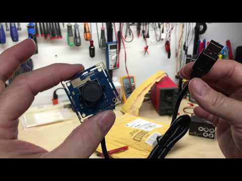 Review: ELP Fisheye Lens 1080p USB Camera Module