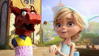 Платье Принцессы Часть 1 - Джинглики российские мультфильмы для детей 2019