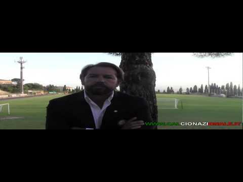 Allievi Nazionali: Roma - Inter, le parole di Benoit Cauet