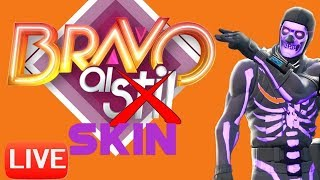 🔴 National contest: BRAVO, AI SKIN! THIRD Edition. [FORTNITE ROMANIA LIVE] 🔴