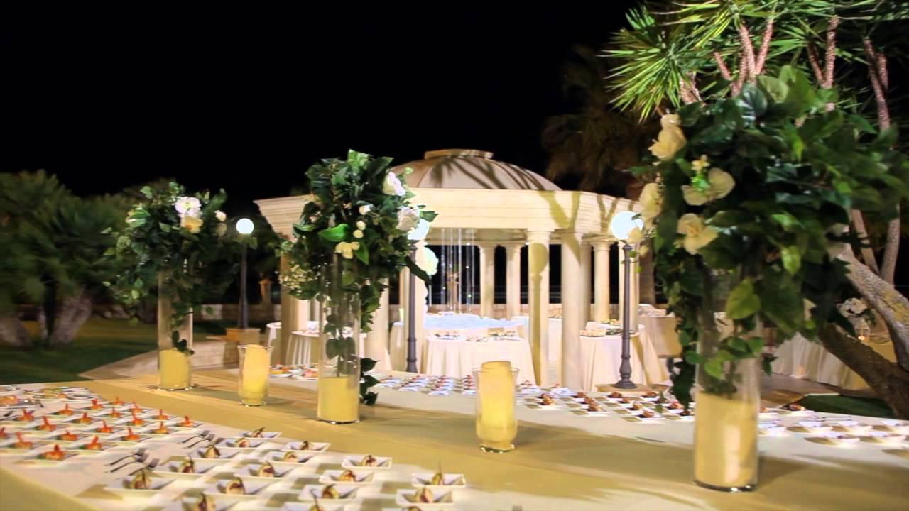 Tiffany ricevimenti youtube for Villa isabella caltanissetta