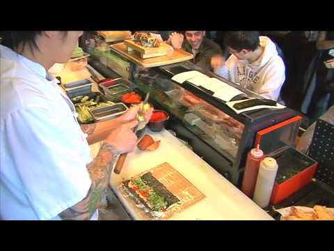 Check, Please! on Sushi Wabi | Crain