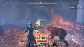 The Elder Scrolls Online: Summerset - Warden walkthrough part 50 ► 1080p 60fps - No commentary ◄