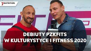 Relacja z Debiutów PZKFiTS w kulturystyce i fitness 2020 | 7Nutrition