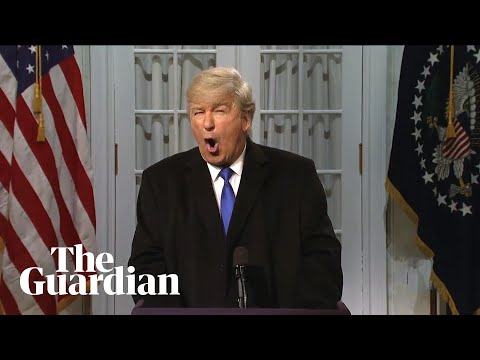 Alec Baldwin tweets back as Donald Trump talks of 'retribution' for SNL