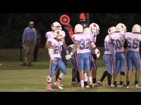 USJ Football Game 8 Highlights at Fayette Academy