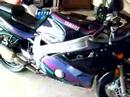 MY 1993 YAMAHA FZR600.