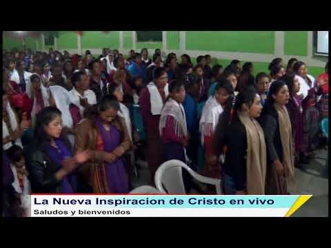 La Nueva Inspiracion de Cristo Hector Gomez Velasquez