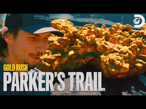 The Biggest Gold Nugget Ever Found | Gold Rush: Parker's Trail