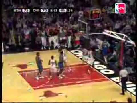 NBA Top 10 Dunks 2007-08