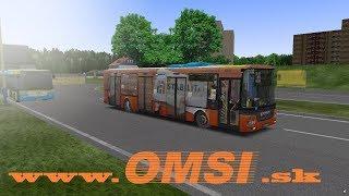 OMSI 2 SOR NB12 City s CVR Stabilita, NOVY WEB