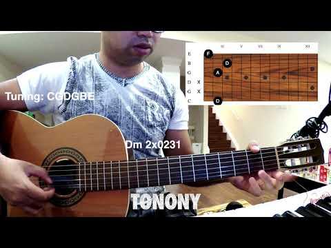 Embona sy Hanina (Mahaleo) - Malagasy Guitar Tutorial