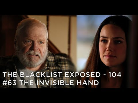 The Blacklist Exposed – S5E13 – #63 The Invisible Hand