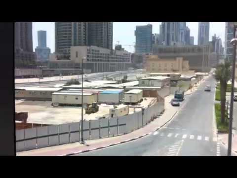 Developing Dubai Downtown in 2014 part 1