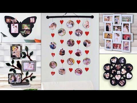 11 Photo-frame Creation Ideas !!! Handmade Things