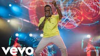 Ozuna - Única 🐻 Te Bote Remix - Nicky Jam, Bad Bunny,  | Vídeo En Vivo  Mexico