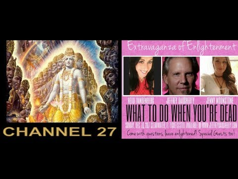 Heidi & Jenny moonstone Clean Up Crew: Age of Renewal / Live readings