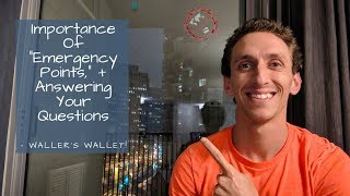 """Importance Of """"Emergency Points"""" 