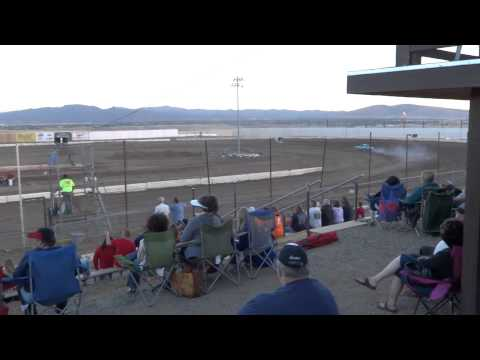 Prescott Valley Raceway 6-14-14 Hobby Stock